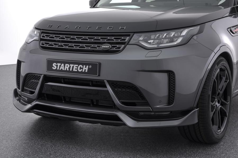 STARTECH Land Rover Discovery Tuning 2017 7 Offroader im Maßanzug   STARTECH Land Rover Discovery