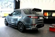 STARTECH Land Rover Discovery Tuning 2018 7 190x127 Offroader im Maßanzug   STARTECH Land Rover Discovery