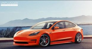 Tesla Model 3 Tuning Unplugged Performance 3 310x165 Vorschau: Unplugged Performance Tesla Model Y Bodykit