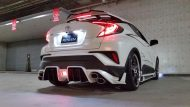 Toyota C HR RR Rowen International Bodykit Tuning 2017 6 190x107 Fertig   Toyota C HR RR mit Rowen International Bodykit