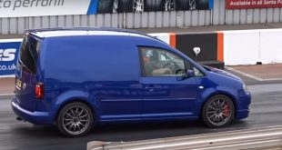 VW Caddy R tuning 500PS 310x165 Video: 500 PS VW Caddy R mit 2 Liter VW Golf 7R Motor