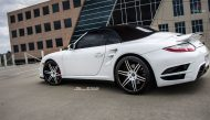 Vellano Forged Wheels VKJ Porsche 911 Turbo 1000 Tuning 190x109 Vellano Forged Wheels VKJ am Porsche 911 Turbo (997)