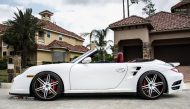 Vellano Forged Wheels VKJ Porsche 911 Turbo 998 Tuning 190x109 Vellano Forged Wheels VKJ am Porsche 911 Turbo (997)