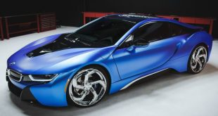 West Coast Customs BMW i8 i3 Satin Flip Glacial Frost Tuning 2 310x165 West Coast Customs BMW i8 & i3 in Satin Flip Glacial Frost