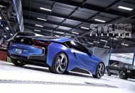 West Coast Customs BMW i8 i3 Satin Flip Glacial Frost Tuning 9 190x132 West Coast Customs BMW i8 & i3 in Satin Flip Glacial Frost