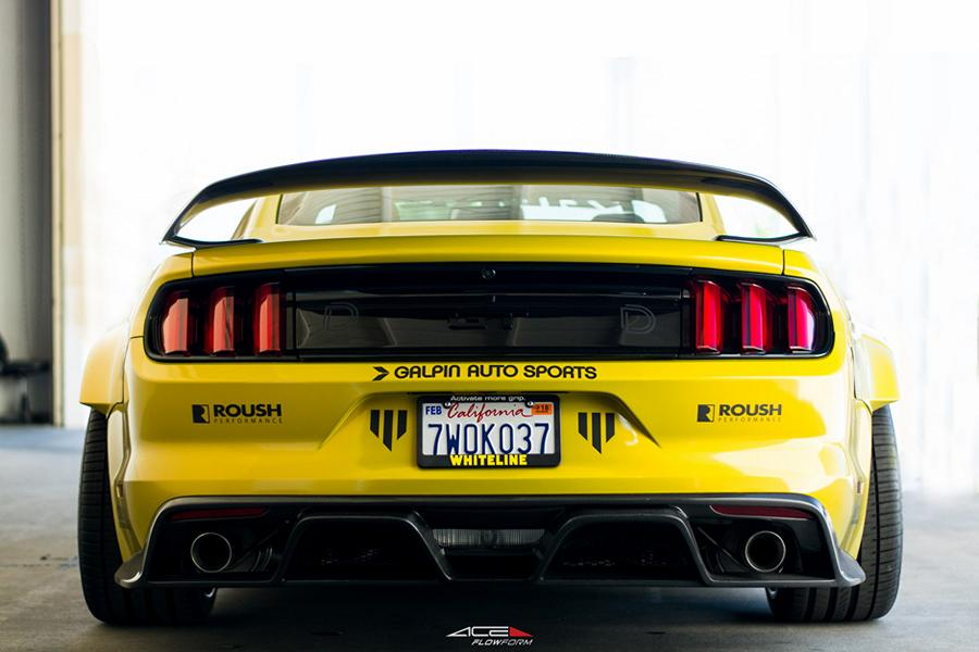 Widebody Ford Mustang Galpin Auto Sports Tuning 11 The Best   Widebody Ford Mustang 5.0 by Galpin Auto Sports