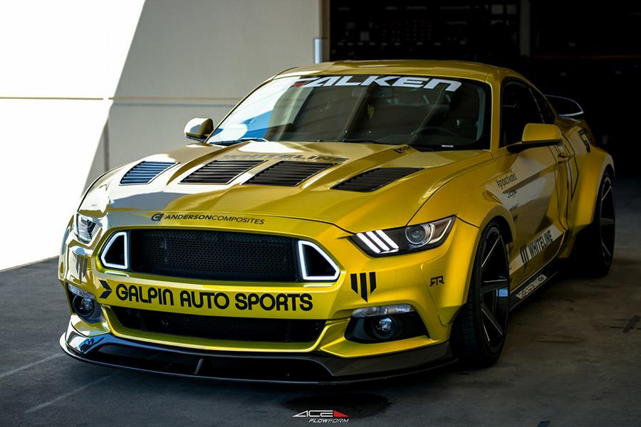 Widebody Ford Mustang Galpin Auto Sports Tuning 4 The Best   Widebody Ford Mustang 5.0 by Galpin Auto Sports
