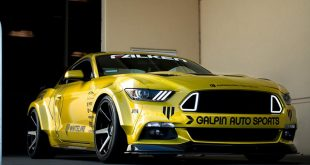 Widebody Ford Mustang Galpin Auto Sports Tuning 5 310x165 700 PS Ford Mustang GT im Retro Style vom Tuner GAS