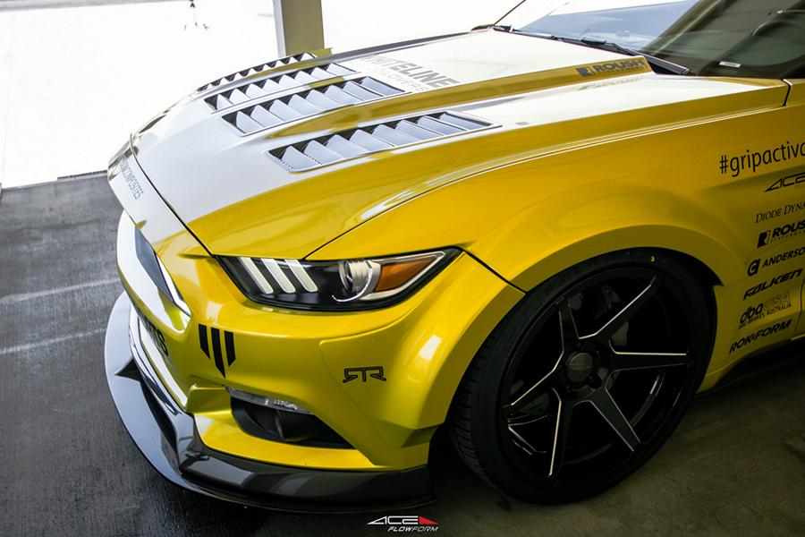 Widebody Ford Mustang Galpin Auto Sports Tuning 9 The Best   Widebody Ford Mustang 5.0 by Galpin Auto Sports