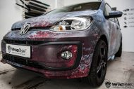 WrapStyle Denmark Vollfolierung VW UP Tuning 1 190x127 Crazy Style   WrapStyle Denmark Vollfolierung am VW UP