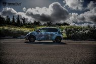 WrapStyle Denmark Vollfolierung VW UP Tuning 10 190x127 Crazy Style   WrapStyle Denmark Vollfolierung am VW UP
