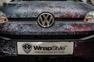 WrapStyle Denmark Vollfolierung VW UP Tuning 3 190x126 Crazy Style   WrapStyle Denmark Vollfolierung am VW UP