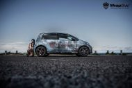 WrapStyle Denmark Vollfolierung VW UP Tuning 7 190x127 Crazy Style   WrapStyle Denmark Vollfolierung am VW UP