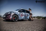WrapStyle Denmark Vollfolierung VW UP Tuning 8 190x127 Crazy Style   WrapStyle Denmark Vollfolierung am VW UP