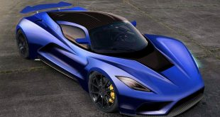 2017 Hennessey Venom F5 Tuning SEMA Autoshow 2 310x165 Downsizing? Hennessey Performance HPE1200 Dodge Demon