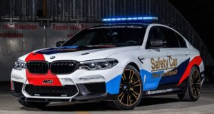 2018 BMW M5 F90 MotoGP Safety Car Tuning 15 310x165 Fotostory: M Performance BMW M2 vor StreetArt Kulisse