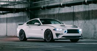 "2018 Ford Mustang RTR Tuning SEMA 8 310x165 Mega Monster   Ford F 350 ""The Operator"" By Hellwig"