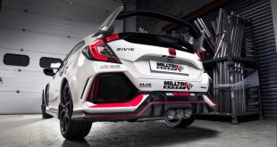 2018 Honda Civic Type R Milltek Sportauspuffanlage Tuning 5 310x165 From Hell   Mugen RC20GT Civic Art R Konzept 2018