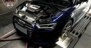 ASK Performance Audi S3 8P Tuning 310x165 Widebody APR Audi S3r Limousine auf Forgestar Felgen