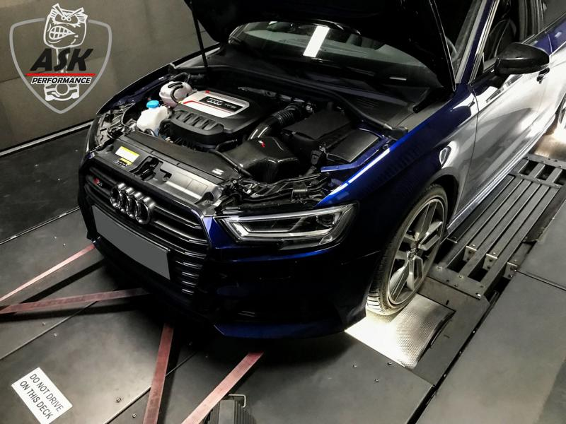 ASK Performance Audi S3 8P Tuning Da geht was! 460 PS & 580 Nm im ASK Performance Audi S3