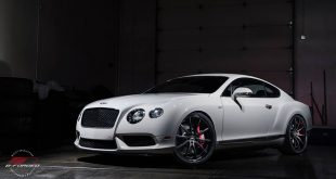 B Forged Wheels 180 RL Bentley Continental GT Tuning 2 310x165 B Forged Wheels 180 RL am edlen Bentley Continental GT