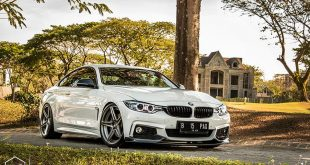 BMW 435i Coupe F32 Tuning 8 310x165 Für den Racetrack   BMW 435i Coupe auf Forgestar Alu's