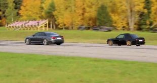 BMW E30 325i Drag Race vs. Audi S8 Plus 310x165 Video: 700 PS BMW E30 325i Drag Race vs. Audi S8 Plus