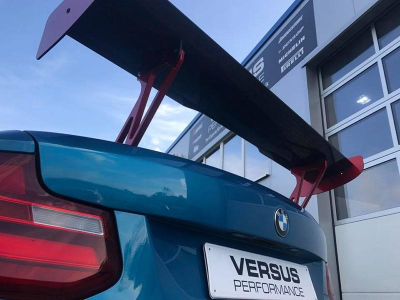 BMW M2 F87 Tuning Versus Performance 10 430PS & Racingtrimm   BMW M2 F87 von Versus Performance