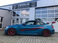 BMW M2 F87 Tuning Versus Performance 5 190x143 430PS & Racingtrimm   BMW M2 F87 von Versus Performance