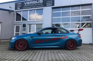 BMW M2 F87 Tuning Versus Performance 6 310x205 430PS & Racingtrimm   BMW M2 F87 von Versus Performance