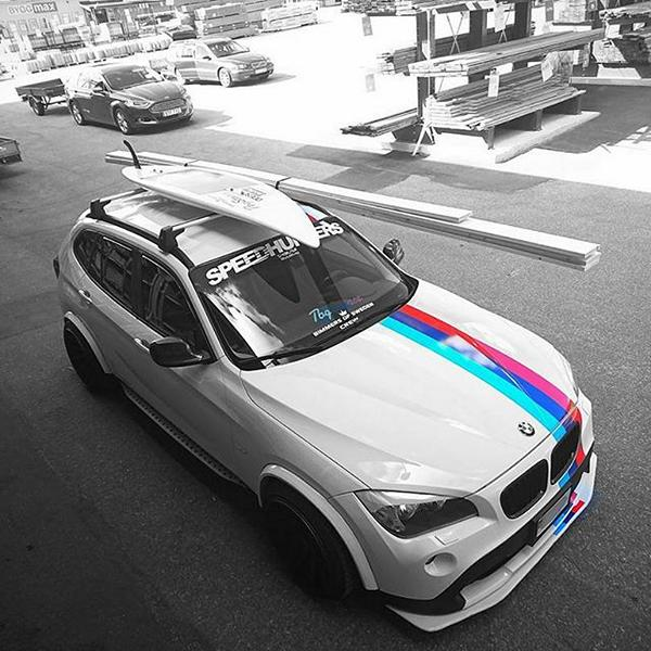 bmw x1 e84 widebody jr11 tuning 4 magazin. Black Bedroom Furniture Sets. Home Design Ideas