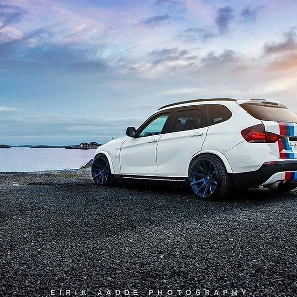 bmw x1 e84 widebody jr11 tuning 5 magazin. Black Bedroom Furniture Sets. Home Design Ideas