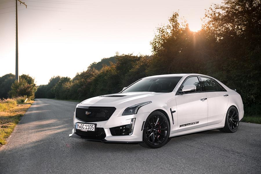 Cadillac CTS V Geiger Cars Tuning 3 Einen draufgesetzt   753 PS Cadillac CTS V by Geiger Cars
