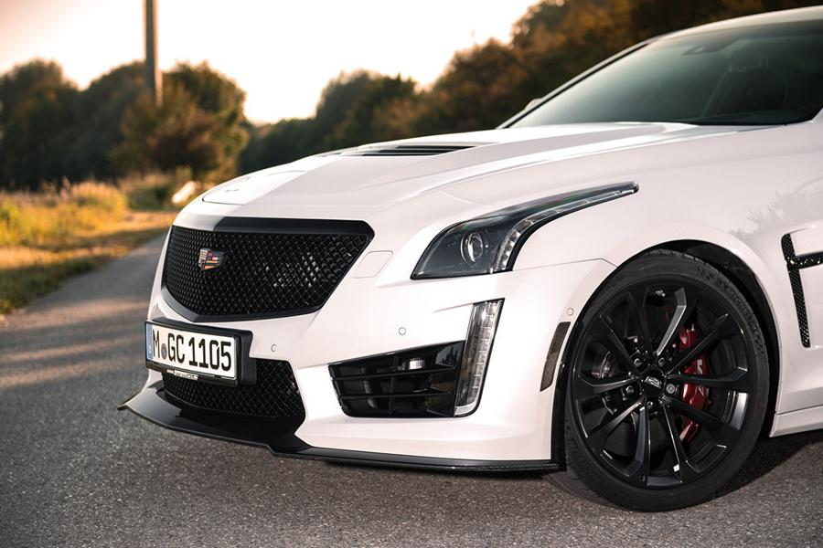 Cadillac CTS V Geiger Cars Tuning 5 Einen draufgesetzt   753 PS Cadillac CTS V by Geiger Cars