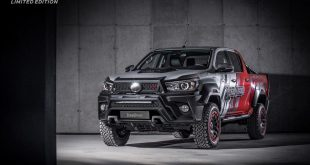 Carlex Design Toyota Hilux tuning 3 310x165 Nissan Navara Navy Limited Edition   by Carlex Design