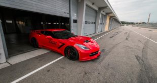Chevrolet Corvette C7670 Tuning GME 11 310x165 Power Parts Widebody Chevrolet Corvette C7   20cm mehr
