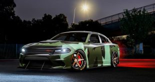Ferrada Wheels Camouflage Dodge Hellcat Charger Tuning 1 310x165 Ferrada Wheels & Camo Look am Dodge Hellcat Charger