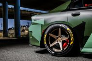 Ferrada Wheels Camouflage Dodge Hellcat Charger Tuning 2 190x127 Ferrada Wheels & Camo Look am Dodge Hellcat Charger