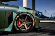 Ferrada Wheels Camouflage Dodge Hellcat Charger Tuning 3 190x127 Ferrada Wheels & Camo Look am Dodge Hellcat Charger
