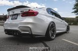 GTS HRE S104 Tuning BMW M3 F80 mineralwei%C3%9F 10 155x103 Edel & schnell   AUTOCouture Motoring BMW M3 F80 Limo