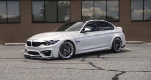 GTS HRE S104 Tuning BMW M3 F80 mineralweiß 13 310x165 Edel & schnell   AUTOCouture Motoring BMW M3 F80 Limo