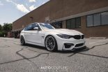 GTS HRE S104 Tuning BMW M3 F80 mineralweiß 17 155x103 Edel & schnell   AUTOCouture Motoring BMW M3 F80 Limo