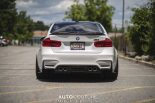 GTS HRE S104 Tuning BMW M3 F80 mineralweiß 2 155x103 Edel & schnell   AUTOCouture Motoring BMW M3 F80 Limo