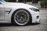 GTS HRE S104 Tuning BMW M3 F80 mineralweiß 3 155x103 Edel & schnell   AUTOCouture Motoring BMW M3 F80 Limo