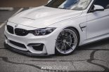 GTS HRE S104 Tuning BMW M3 F80 mineralweiß 7 155x103 Edel & schnell   AUTOCouture Motoring BMW M3 F80 Limo