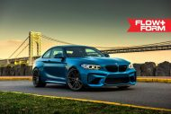 HRE Performance Wheels FF04 BMW M2 F87 Coupe Tuning 4 190x127 HRE Performance Wheels FF04 am BMW M2 F87 Coupe