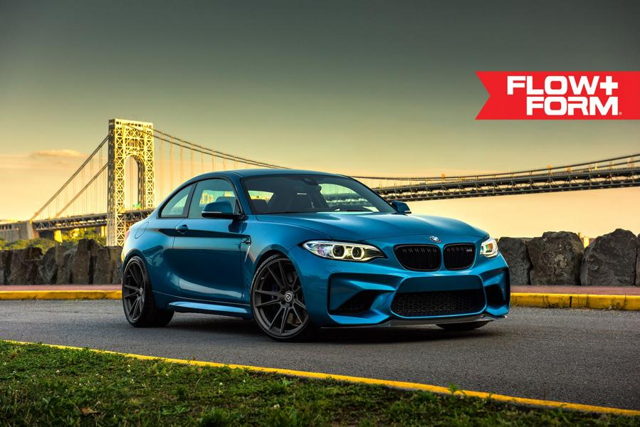 HRE Performance Wheels FF04 BMW M2 F87 Coupe Tuning 4 HRE Performance Wheels FF04 am BMW M2 F87 Coupe