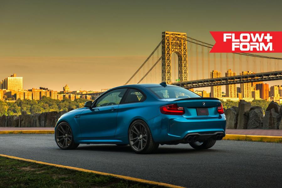 HRE Performance Wheels FF04 BMW M2 F87 Coupe Tuning 8 HRE Performance Wheels FF04 am BMW M2 F87 Coupe