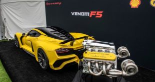 Hennessey Venom F5 2019 Tuning 1 2 310x165 Video: 1842 PS & 1617 NM FURY  der Motors des Venom F5