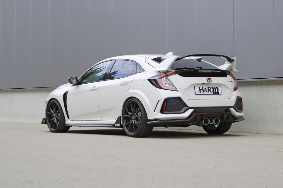 honda civic type r sportfedern h r tuning 1. Black Bedroom Furniture Sets. Home Design Ideas
